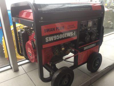 Бензиновый генератор SWAN PLUS SW9500EWS-I